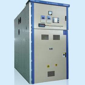 Series combined substation