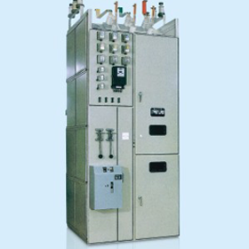 Fixed metal closed switch equipment