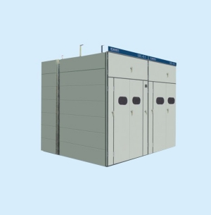 Handcart type metal closed switch equipment