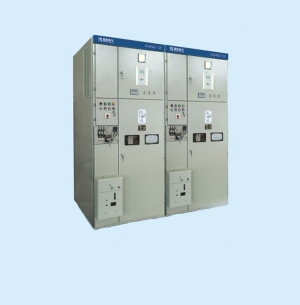 Box type stationary ac metal closed switch equipment