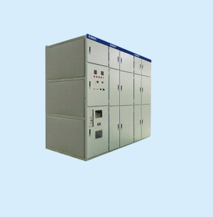 High voltage automatic cutting reactive power compensation device