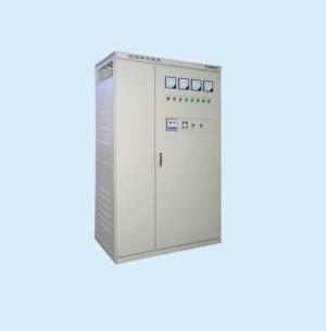 Low voltage passive filter compensation device