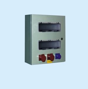 Voltage power distribution box