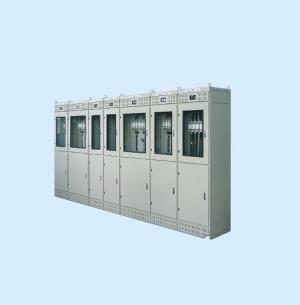Low voltage power measurement cabinet